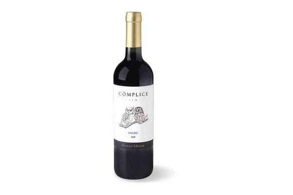 Vino Complice Reserva GIMENEZ MENDEZ Malbec 750 ml en Tienda Inglesa