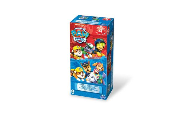 PAW PATROL puzzle en Tienda Inglesa