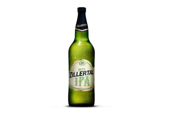 Cerveza ZILLERTAL IPA Botella 1 L en Tienda Inglesa