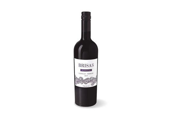 Vino BRISAS DEL ESTE Tannat Merlot 750 ml en Tienda Inglesa