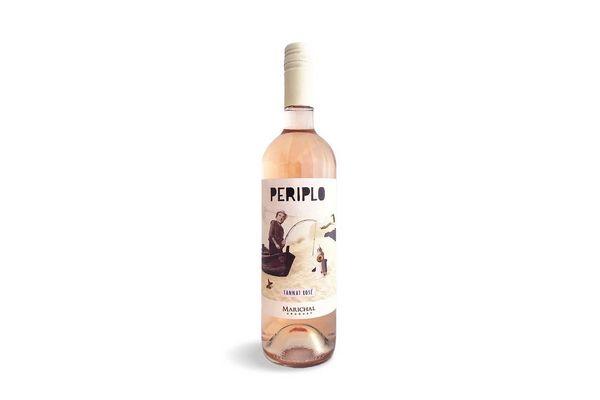 Vino PERIPLO Tannat Rose 750 ml en Tienda Inglesa