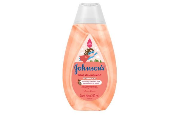 Shampoo JOHNSON'S Rizos de Ensueños 200ml en Tienda Inglesa