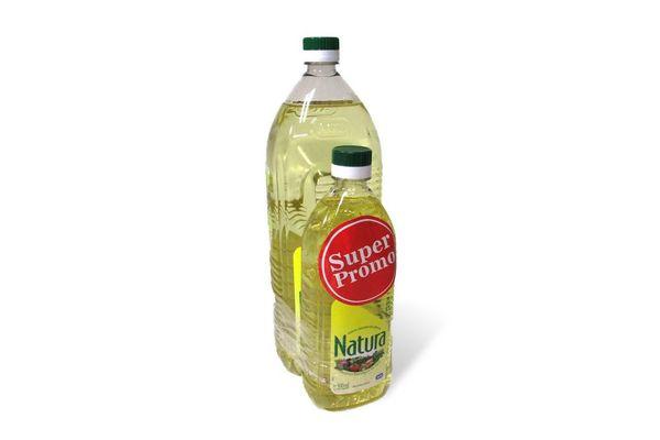 Pack Promo Aceite de Girasol NATURA 1.5l + 500 ml en Tienda Inglesa