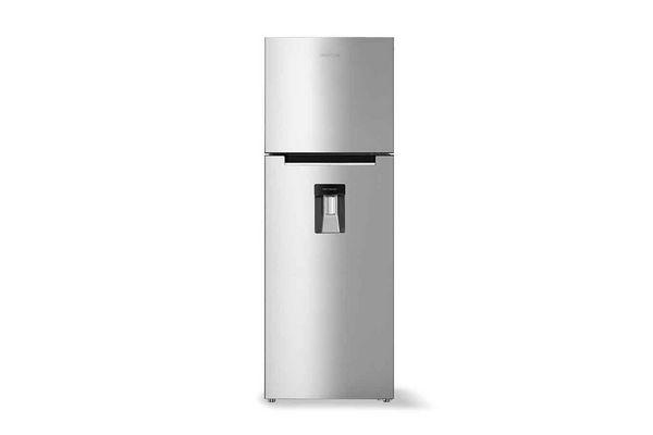 Refrigerador SMARTLIFE Frío Seco con Dispensador Inox 249 L en Tienda Inglesa