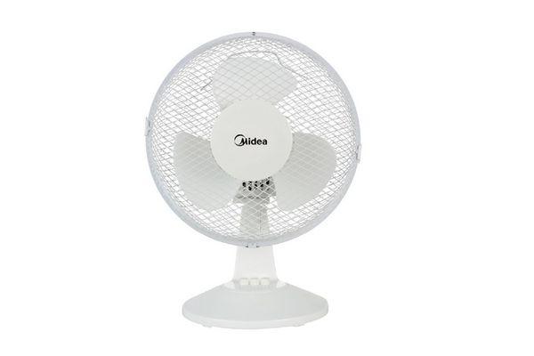 Ventilador de Mesa MIDEA  Color Blanco 40 cm en Tienda Inglesa