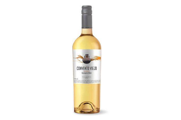 Vino CONVENTO VIEJO Blanco Sauvignon  750 ml en Tienda Inglesa