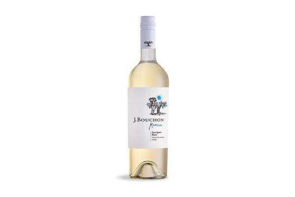 Vino J. BOUCHON Reserva Sauvignon Blanc 750 ml en Tienda Inglesa