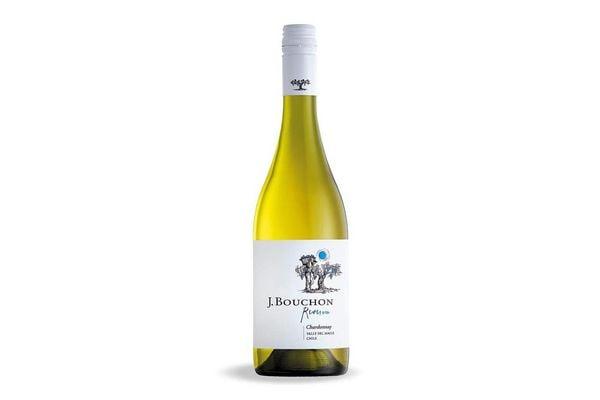 Vino J. BOUCHON Reserva Chardonnay 750 ml en Tienda Inglesa
