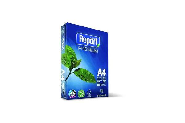 Papel REPORT Premium A4 75 gr en Tienda Inglesa