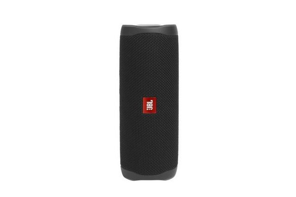 Parlante Bluetooth JBL Flip 5 a Prueba de Agua Color Negro en Tienda Inglesa