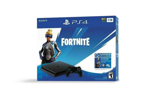 PLAYSTATION 4 Slim 1TB Consola- Fortnite Bundle en Tienda Inglesa