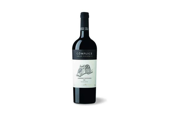 Vino Cómplice Gran Reserva GIMENEZ MENDEZ Cabernet Sauvignon 750 ml en Tienda Inglesa