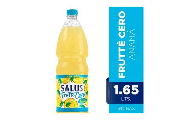 Agua SALUS Cero sabor Ananá 1.65l en Tienda Inglesa