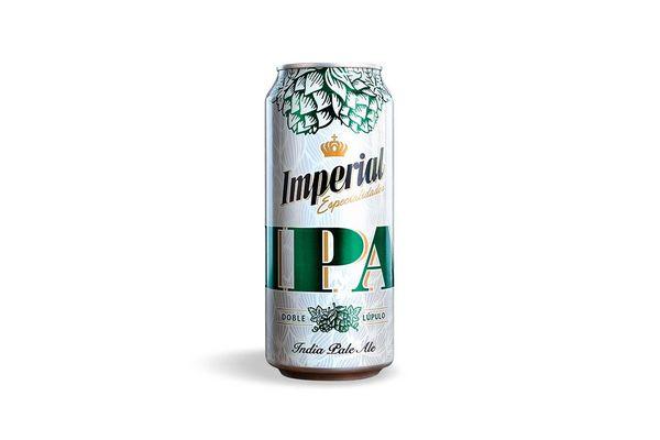 Cerveza IMPERIAL  Ipa Lata 473ml en Tienda Inglesa