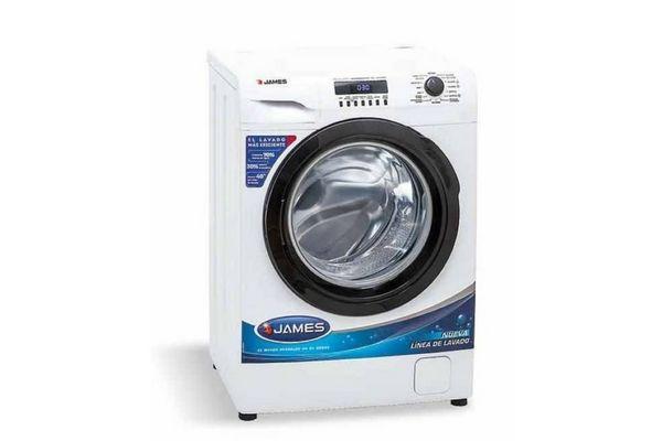 Lavarropas JAMES 8 Kg ¡Envío Gratis! en Tienda Inglesa