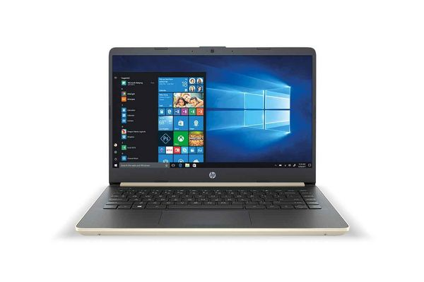 """Notebook HP 14"""" Core i3 8130u 2,1Ghz 128GB  4GB de RAM Color Gris  WIN10 en Tienda Inglesa"""