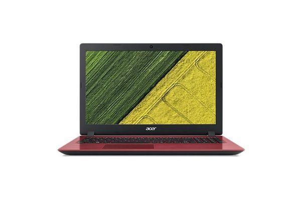 "Notebook ACER ASPIRE 3 Intel Core i5 8250U 15,6"" Disco Duro 1TB 22GB RAM(6GB DDR4+16GB Optane) Color Rojo  Win10 Bluetooth en Tienda Inglesa"