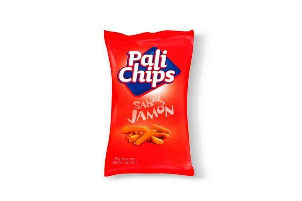 PALI CHIPS Sabor Jamón 320 gr en Tienda Inglesa