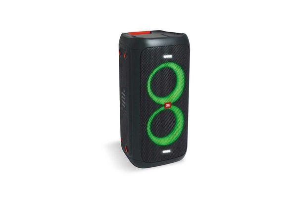 Parlante Portátil Partybox JBL 100 Bluetooth 160 W en Tienda Inglesa