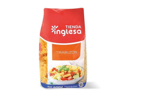 Fideos Tirabuzón TIENDA INGLESA 500 gr en Tienda Inglesa