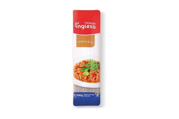 Fideos Vermicelli TIENDA INGLESA 500 gr en Tienda Inglesa
