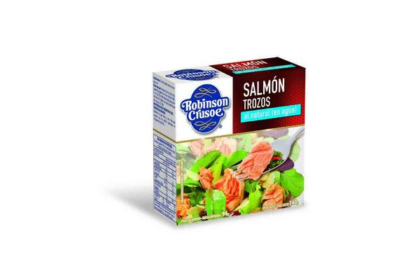 Salmon al Agua ROBINSON CRUSOE  140 gr en Tienda Inglesa