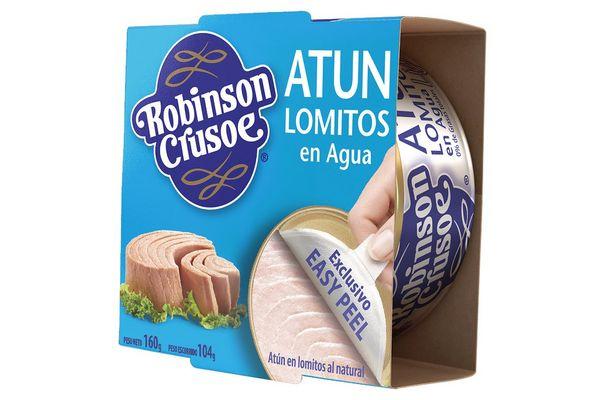 Atún al Natural ROBINSON CRUSOE 160 gr en Tienda Inglesa