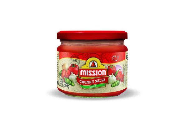 Salsa Mexicana MISSION   300g en Tienda Inglesa