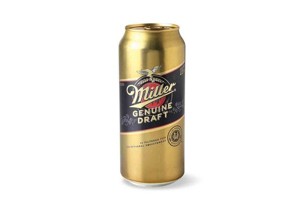 Cerveza MILLER Lata 473 ml en Tienda Inglesa