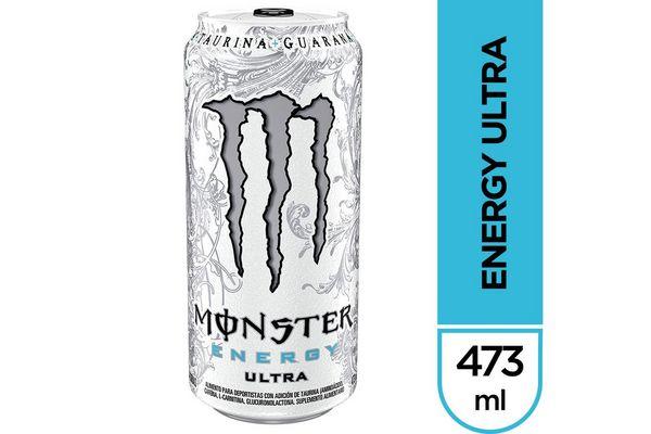 MONSTER Energy Ultra 473 ml en Tienda Inglesa
