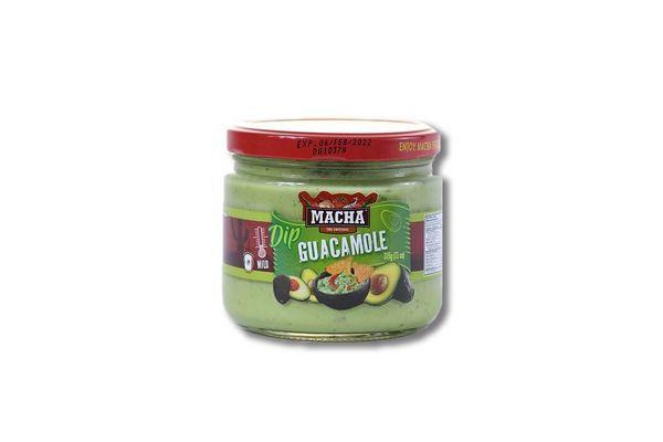 Dip Guacamole MACHA 315 gr en Tienda Inglesa