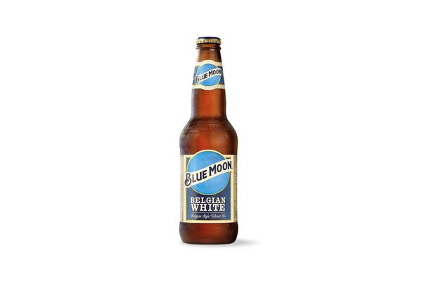 Cerveza BLUE MOON Belgian White Botella 355 ml en Tienda Inglesa