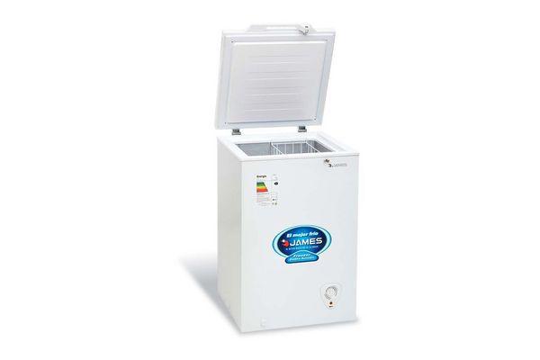 Freezer FHJ 100 KT JAMES en Tienda Inglesa