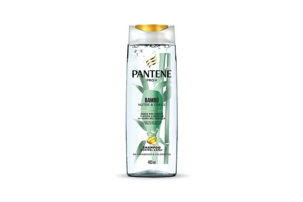 Shampoo Bambu PANTENE 400 ml en Tienda Inglesa