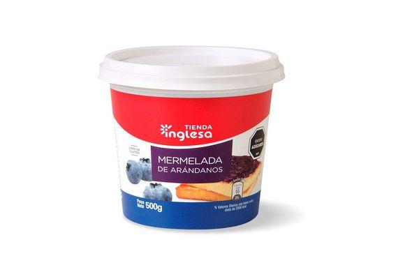 Mermelada TIENDA INGLESA de Arándanos 500 gr en Tienda Inglesa