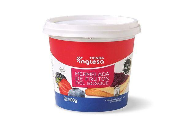 Mermelada TIENDA INGLESA de  Frutos del Bosque 500 gr en Tienda Inglesa