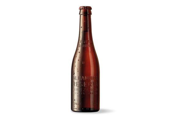 Cerveza ALHAMBRA Reserva Roja 330 ml en Tienda Inglesa