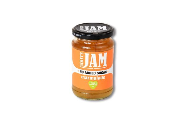 Mermelada sin Azúcar Orange SCOTT´S 340 gr en Tienda Inglesa