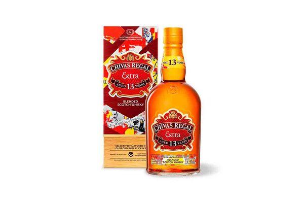 Whisky CHIVAS 13 Años 1 L en Tienda Inglesa