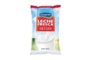 Leche CONAPROLE Fresca Entera Sachet 1l en Tienda Inglesa