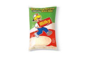 Queso Rallado Parmesano  Milky 80g en Tienda Inglesa