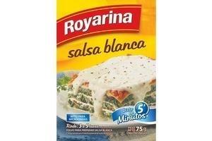 Salsa Blanca ROYARINA 75g en Tienda Inglesa