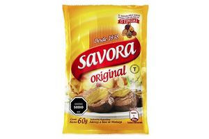 Mostaza SAVORA Sachet 60g en Tienda Inglesa