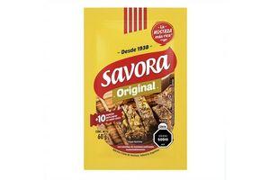 Mostaza SAVORA Sachet 60 gr en Tienda Inglesa