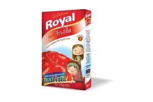 Gelatina ROYAL de Frutilla 170 g en Tienda Inglesa