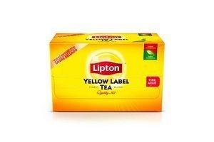 Té LIPTON  Yellow Label 20 Sobres en Tienda Inglesa