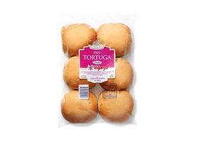 Pan Tortuga TIENDA INGLESA  x6 en Tienda Inglesa