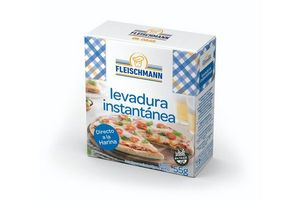 Levadura Seca FLEISCHMANN 55 gr en Tienda Inglesa