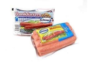 Frankfurters Cortos SCHNECK x 8 Envasados al Vacío 320 Gr en Tienda Inglesa