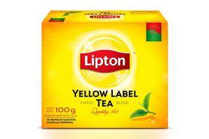 Té LIPTON Yellow Label 50 Sobres en Tienda Inglesa